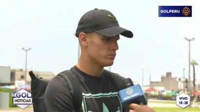 Sebastián Gonzales:
