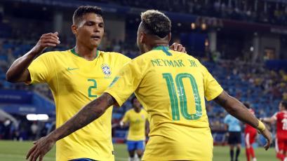 Rusia 2018: Brasil superó a Serbia y enfrentará a México en octavos de final