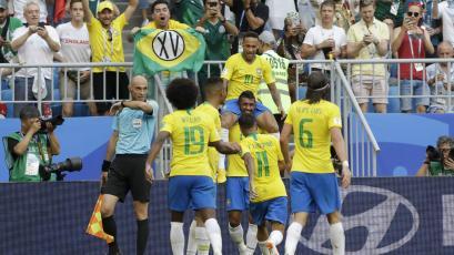 Rusia 2018: Brasil venció a México y se metió en cuartos de final