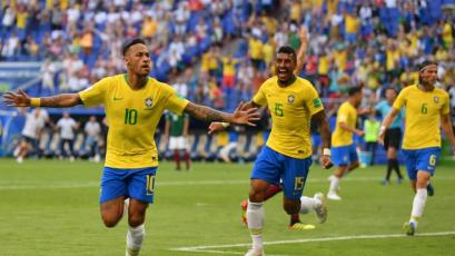 Rusia 2018: Lo que dejó el triunfo de Brasil ante México en octavos de final