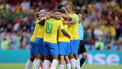 Brasil superó por 1-0 a Argentina en partido amistoso