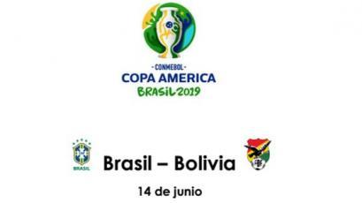 Copa América Brasil 2019: Los datos del Brasil vs. Bolivia
