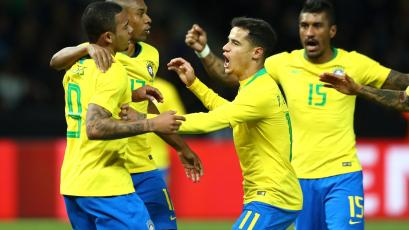 Brasil frena a Alemania y su racha de imbatibilidad