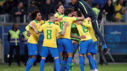 Copa América Brasil 2019: Brasil venció 4-3 en penales a Paraguay y está en semifinales