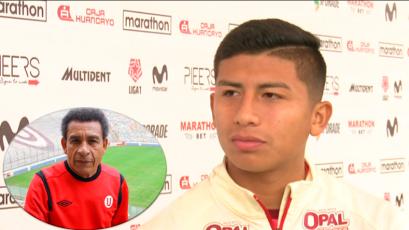 Universitario: de no ser tomado en cuenta a titular indiscutible, el secreto de Brayan Velarde (VIDEO)