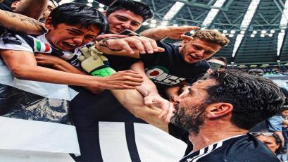 El adiós de un grande: Juventus despidió a Gianluigi Buffon con un triunfo