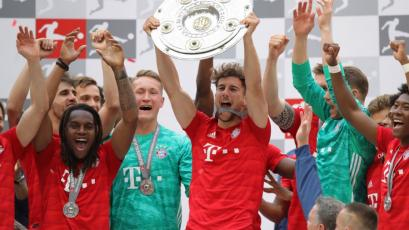 Bundesliga: Bayern se corona campeón por séptima vez consecutiva