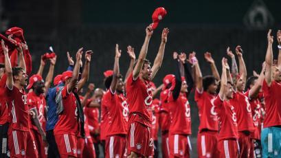 Bundesliga: los 5 jugadores del Bayern que estuvieron en los 8 títulos consecutivos