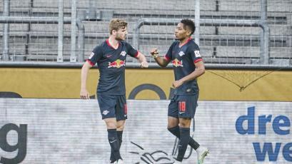 Bundesliga: Leipzig cierra la jornada con una victoria sobre Colonia (VIDEO)