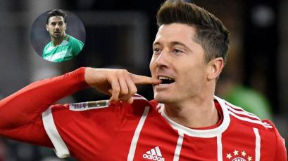 Bundesliga: Robert Lewandowski se puso a un gol del récord de Claudio Pizarro (VIDEO)