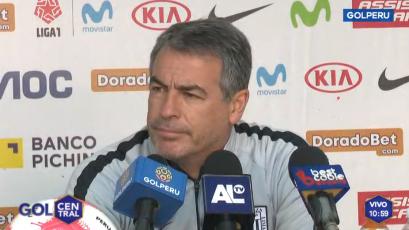 """Pablo Bengoechea: """"Beto Da Silva sería un gran refuerzo, espero poder tenerlo"""""""