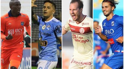 Liga1 Betsson: ¿quiénes fueron los futbolistas más influyentes tras la etapa regular de la Fase 1?