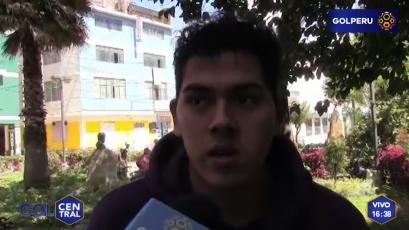 """Juniors Barbieri: """"Salomón dejó la valla bastante alta en el arco"""""""