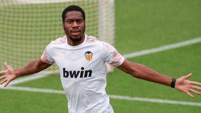 La Liga: Valencia retornó a los entrenamientos en sus instalaciones (VIDEO)