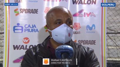 """Rafael Castillo: """"Cada vez el margen de error es menos y no podemos equivocarnos como hoy"""" (VIDEO)"""