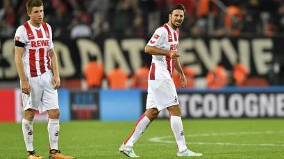 Pizarro jugó en la derrota del Colonia frente al Dortmund
