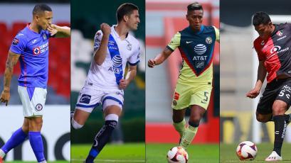 Liga MX: con cuatro peruanos, así se jugarán los cuartos de final del fútbol mexicano