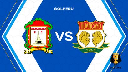 Ayacucho FC recibe a Sport Huancayo por la Copa Bicentenario