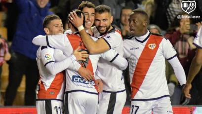 Con Luis Advíncula: Rayo Vallecano igualó 2-2 ante Real Sociedad