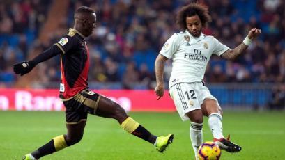 Rayo Vallecano de Luis Advíncula jugará amistoso con el Real Madrid