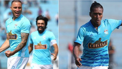 Sporting Cristal saludó a Emanuel Herrera y Pedro Aquino por sus cumpleaños: goles de ambos (VIDEO)