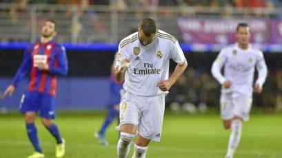 Real Madrid demuestra su mejor versión en La Liga goleando al Eibar