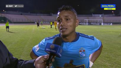 """Edison Chávez: """"Hay que seguir trabajando para sumar de a tres"""""""