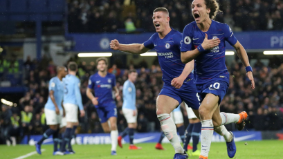 Manchester City cayó 2-0 ante el Chelsea y pierde la punta de la Premier League