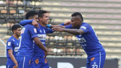 Liga2: Santos FC venció 2-0 a Deportivo Llacuabamba por la novena fecha de la Fase 2 (VIDEO)