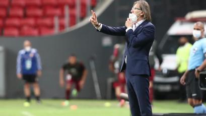 "Ricardo Gareca: ""Sabemos que cualquier selección que nos toque en cuartos de final será complicada"" (VIDEO)"