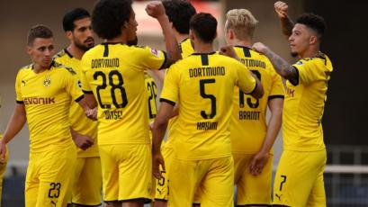 Bundesliga: al ritmo de Sancho, Borussia Dortmund goleó 6-1 al Paderborn como visitante