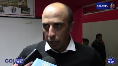 """Pablo Abraham: """"Iremos a luchar por cosas importantes a Uruguay"""""""