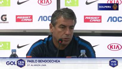 """Pablo Bengoechea: """"Las victorias dan tranquilidad y confianza"""""""