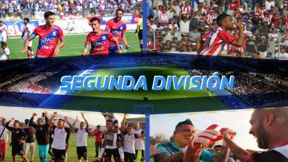 Segunda División: Se definieron los choques en semifinales