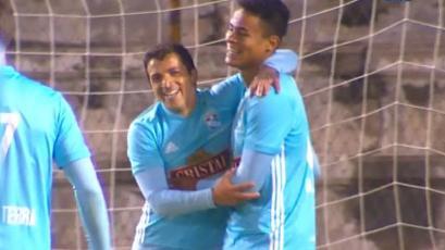 Sporting Cristal golea a Sport Rosario por 8-0 en Huaraz