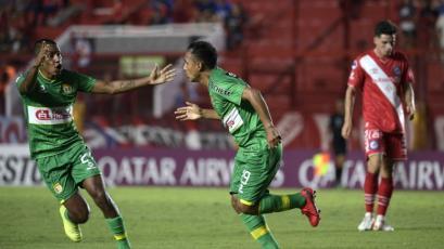 Copa Sudamericana: Sport Huancayo se llevó el empate en su visita a Argentinos Juniors (VIDEO)