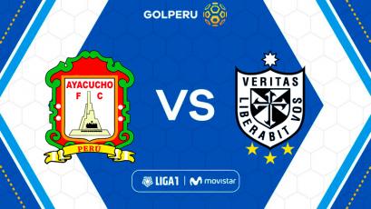 Ayacucho recibe a San Martín por la jornada 17 de la Liga1 Movistar