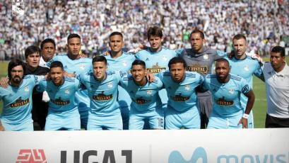 Sporting Cristal celebra 64 años de pura historia
