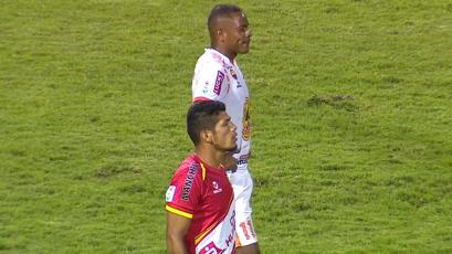 Ayacucho se llevó un empate ante Sport Huancayo sobre el final