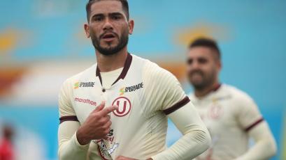 Universitario superó 3-1 a Cienciano con dos goles de Jonathan Dos Santos (VIDEO)