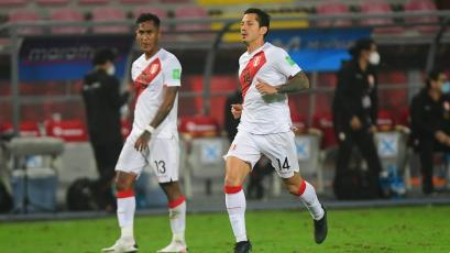 Selección Peruana: todo lo que no viste del partido de Gianluca Lapadula ante Colombia (VIDEO)