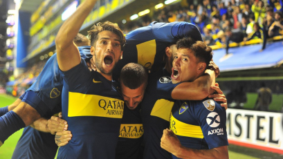 Copa Libertadores: Boca Juniors golea 3-0 a Tolima