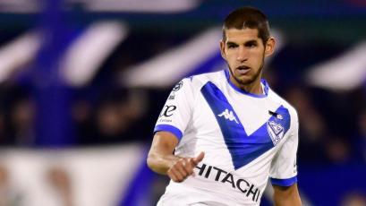 Luis Abram fue elegido el mejor defensor central izquierdo de la Superliga Argentina