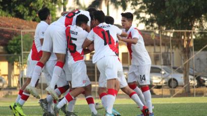 Sudamericano Sub 15: Perú superó a Colombia y sumó su primer triunfo (FOTOS)