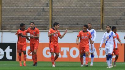 Liga1 Betsson: César Vallejo venció 2-0 a Alianza Atlético por la fecha 3 de la Fase 2 (VIDEO)