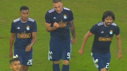 Sporting Cristal derrotó a Universitario después de 4 años