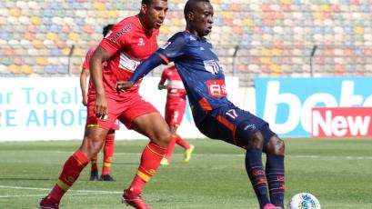 Liga1 Movistar: Sport Huancayo igualó sin goles ante César Vallejo por el duelo pendiente de la fecha 3
