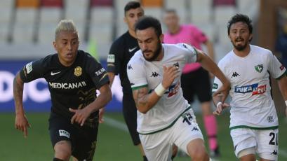 Yeni Malatyaspor: ¿qué pasó entre el técnico y Christian Cueva para que lo cambie a los 37 minutos? (VIDEO)
