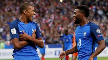 Rusia 2018: Francia definió sus dorsales con Mbappé luciendo la '10'