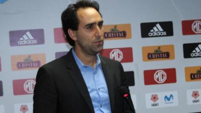"""Presidente de Sporting Cristal: """"Aún hay mucho por hacer, pero hemos logrado resultados en varias facetas"""""""